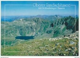 AK  Oberer Landschitzsee Lungau - Österreich
