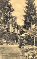 Messancy - Château Müller-Tesch - Entrée Principale (H. Chansay) - Messancy