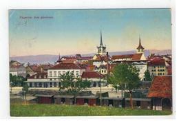 Payerne   Vue Générale  1910 Guggenheim N° 12058 - Switzerland
