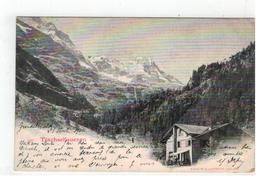 249  Trachsellauenen 1904 - Switzerland