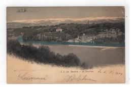 J J 245  Genève - La Jonction 1904 - GE Genève