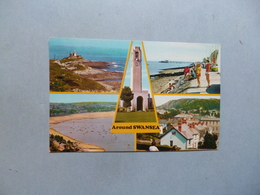 SWANSEA  -  Multivues  -  Pays De Galles - Pays De Galles