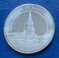 France, Saint-Emilion, Souvenir Jeton - Toeristische