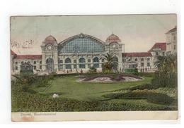 Basel, Bundesbahnhof   1911 - BS Basle-Town