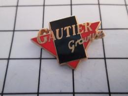 816a Pin's Pins / Beau Et Rare / THEME : MARQUES / GROUPE GAUTIER - Musique