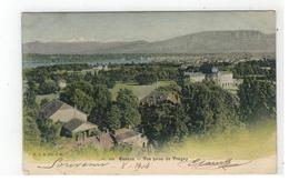 113   Genève. - Vue Prise De Pregny 1904 - GE Genf