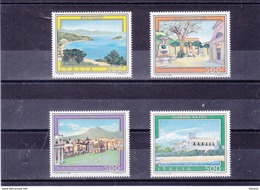 ITALIE 1989 TOURISME Yvert 1816-1819 NEUF** MNH - 6. 1946-.. Republik