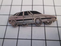 816a Pin's Pins / Beau Et Rare / THEME : AUTOMOBILES / CITROEN XM METAL ACIER ET NOIRE Par DECAT - Citroën