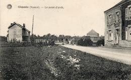 GIMNEE Le Point D' Arrêt (GARE Du Train). Prés De Vaucelles, Niverlée Et Doische  Postée 1924. - Autres