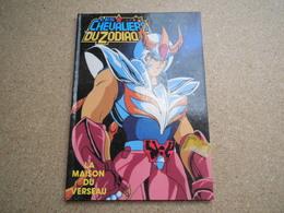 EO Les Chevaliers Du Zodiaque La Maison Du Verseau  Une BD De Masami Kurumada ...4B010320 - Mangas