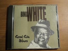 CD 18 TITRES BUKKA WHITE. 1996. GOOD GIN BLUES. DRIVE 3211 ABERDEEN MISSISSIPPI BLUES / BUKKA S JITTERBURG SWING / SPEC - Blues