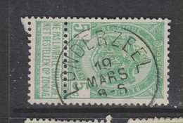 COB 56 Oblitération Centrale LONDERZEEL - 1893-1907 Armarios