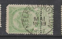 COB 56 Oblitération Centrale MELREUX-HOTTON - 1893-1907 Armarios
