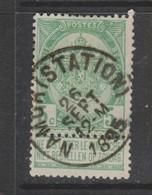 COB 56 Oblitération Centrale NAMUR (Station) - 1893-1907 Armarios