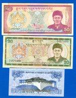 Bhoutan  6  Billets - Bhoutan