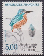 Animaux, Nature: Oiseau - FRANCE - Martin Pecheur - N° 2724 - 1991 - Oblitérés