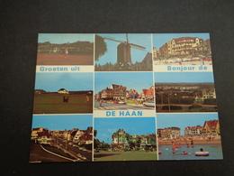 Belgique  België  ( 3239 )    Coq Sur Mer  De Haan   CPSM - De Haan