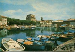Viareggio - Darsena E Vecchia Torre Matilde - Viaggiata 1981 - Viareggio