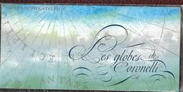 Souvenir Philatélique  Les Globes De Coronelli - Blocs Souvenir