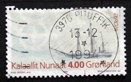 Greenland   1994 EUROPA   MiNr.247   (O) ( Lot D 1834 ) - Greenland