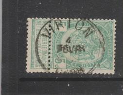 COB 56 Oblitération Centrale VIRTON - 1893-1907 Armarios