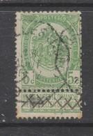 COB 56 Oblitération Télégraphe BRUXELLES Nord - 1893-1907 Armarios