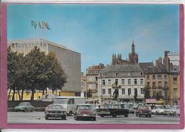 57.- METZ .- La Place De La République  (  DS Citroën  ) - Metz