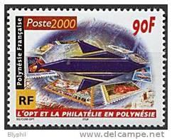 Polynésie, N° 613** Y Et T - Nuevos