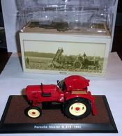 Tracteur Porsche Master N 419-1962 - EDITIONS ATLAS - Scale Models
