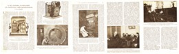 LE THEATROPHONE   1921 - Photographie