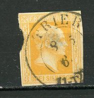 ALLEMAGNE - PRUSSE   N° Yvert 8 Obli. - Preussen