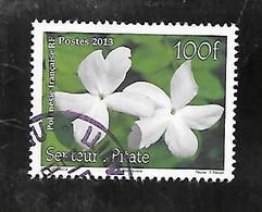 TIMBRE OBLITERE DE POLYNESIE DE 2013 N°MICHEL 1234 - Polynésie Française