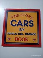 Libro THE STONE CARS Raccolta 1996 Paolo Del Bianco 15x15 30 Pagine Circa E 3 Cartoline NV - Unclassified