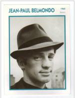 Jean-Paul BELMONDO (1965)  - Fiche Portrait Star Cinéma - Filmographie - Photo Collection Edito Service - Photos