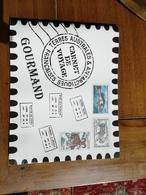 T.A.A.F. - CARNET DE VOYAGE GOURMAND - N° C372 DE 2003 AVEC N° 372 À 383 * * - LUXE - Boekjes