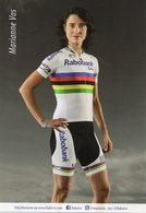 Cyclisme, Marianne Vos, 2014 - Cyclisme