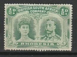 RHODESIE COMPAGNIE BRITANNIQUE 1910 YT N° 21, 25 Et 31 Obl. - Rhodésie (1964-1980)