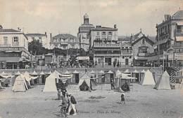 20-5084 : LES SABLES D'OLONNE. PLACE DU MINAGE. COLLECTIONS ND PHOT. - Sables D'Olonne