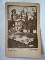TORINO - MADONNA DEL PILONE - DA XILOGRAFIA DI AQUALAGNA - Churches