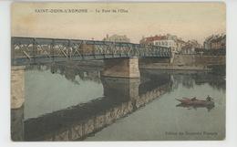 SAINT OUEN L'AUMONE - Le Pont De L'Oise - Saint-Ouen-l'Aumône