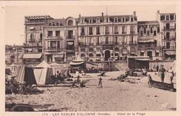 174     LES SABLES D OLONNE D85    HOTEL DE LA PLAGE - Sables D'Olonne