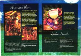 Mauritius Island, Aromatic Rum And Litchis Punch - Küchenrezepte