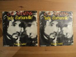 45 TOURS CAT STEVENS. 1970. SERIE PARADE 6014 014 LADY D ARBANVILLE / I WISH I WISH. - Andere - Engelstalig