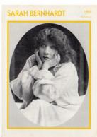 Sarah BERNHARDT (1905) - Fiche Portrait Star Cinéma - Filmographie - Photo Collection Edito Service - Photographs