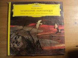 33 TOURS HECTOR BERLIOZ. 1965? DEUTSCHE GRAMMOPHON 138 964 SYMPHONIE FANTASTIQUE EXECUTEE PAR L ORCHESTRE PHILARMONIQUE - Klassiekers