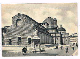 V5199 Firenze - Basilica Di San Lorenzo / Viaggiata 1952 - Firenze
