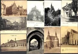 Malines Mechelen - Lot 9 Postkaarten  (animatie.... Vaste Kleine Prijs) - Mechelen