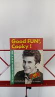 Publicité De Presse De 1985 Fun Radio Good Fun Cooky - Advertising