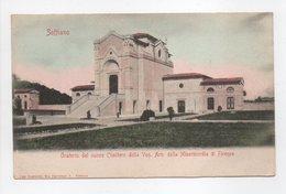 - CPA SOFFIANO (Italie) - Oratorio Del Nuovo Cimitero Della Ven. Arc. Della Misericordia Di Firenze - - Firenze (Florence)