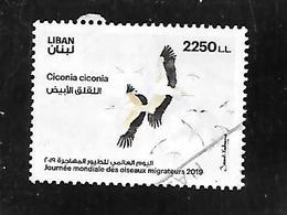 TIMBRE OBLITERE DU LIBAN DE 2019 N° MICHEL 1686 - Lebanon